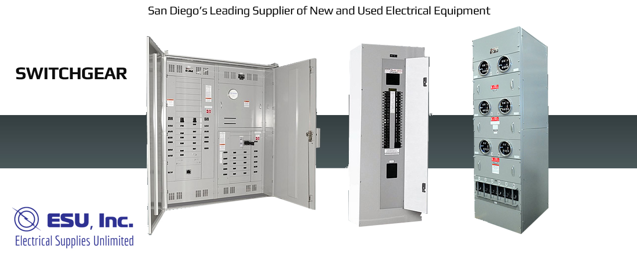 Switchgear in San Diego