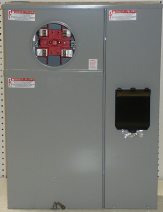 commercial service electrical equipment